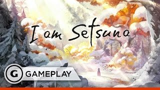 15 Minutes of I Am Setsuna Gameplay - Boss Fight