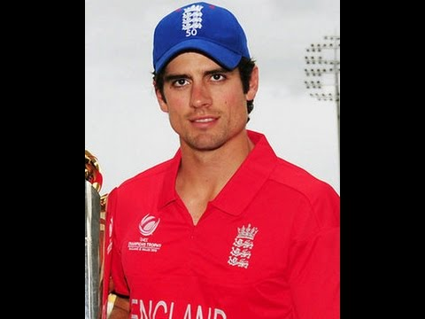 Alistair Cook SACKED as ENGLAND CRICKET One Day Captain