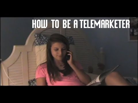 My summer job: How to be a telemarketer