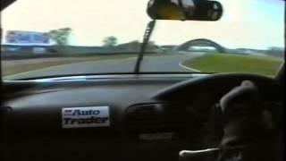 BTCC 1997 - Tim Harvey Onboard Lap Donington Park