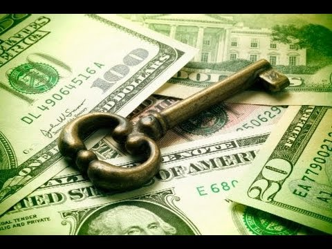 You can actually SPEAK money into your life, try it!...(Law Of Attraction)