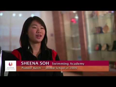 Singapore Sports School Corporate Video