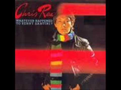 Chris Rea - Standing in Your Doorway