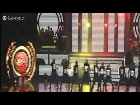 Vodafone Ghana Music Awards 2015 video