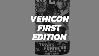 [Transform] Vehicon Decepticon Transformers Prime Hasbro Deluxe Class First Edition (In Bahasa)