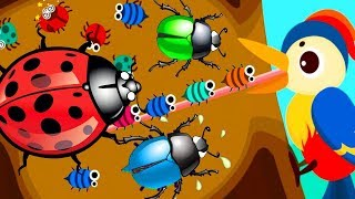 Baby Panda Kids Game - Learn Animal Traits & Behavior with Friends of the Forest - Fun BabyBus Games