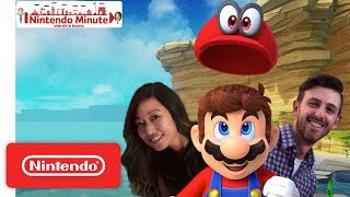 Super Mario Odyssey Seaside Kingdom Game Play – Nintendo Minute
