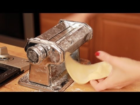 Homemade Fresh Pasta Dough Recipe - Laura Vitale - Laura in the Kitchen Episode 270