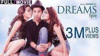 Anmol KC DREAMS | New Nepali Full Movie | Anmol KC, Samragyee RL Shah, Sandhya KC