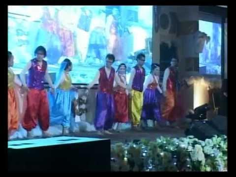 YHS Christmas 2011 - Joy To The World - India - Tembangan Orchestra...