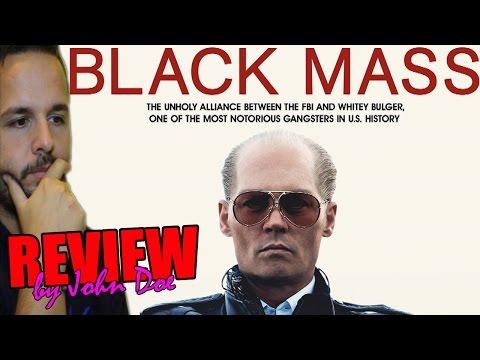 Black Mass - CRÍTICA - REVIEW - HD - Johnny Depp - Scott Cooper - Joel Edgerton