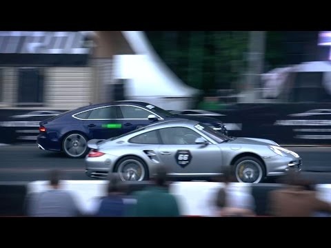 Audi RS6, Porsche 911 Turbo, Porsche 911 Turbo (Top 3 fastest tuned AWD Sport car)