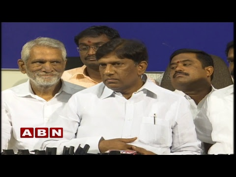TRS Leader Vinod Kumar Press meet LIVE | ABN Telugu