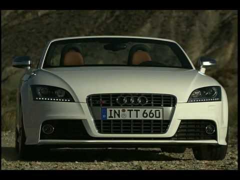 2009 Audi TTS Coupe Convertible