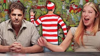 Private Investigators Try To Find Waldo