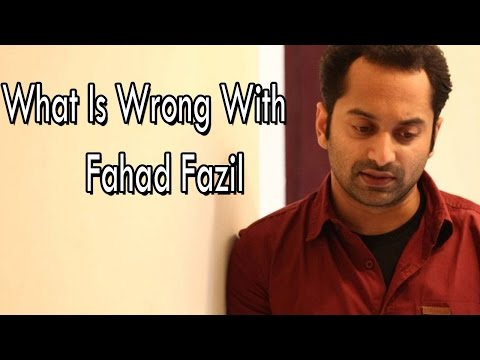 What Is Wrong With Fahad Fazil || Latest Malayalam film News