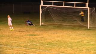 Air Academy vs Thompson Valley Boys Soccer Highlights