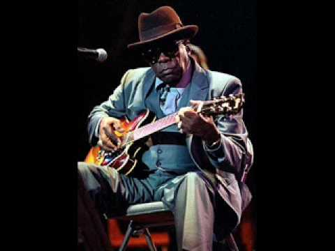 John Lee Hooker - Mean Mean Woman