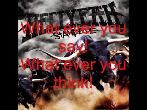 Hellyeah - Cowboy Way