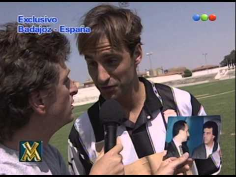 Recorriendo El Badajoz - Videomatch 98