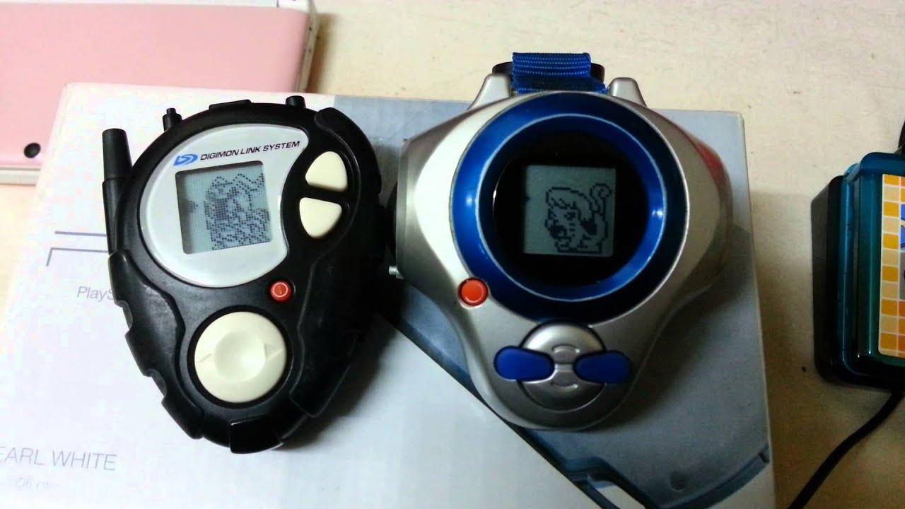 Digimon Digivice d3 Digimon Digivice d3 V.s d