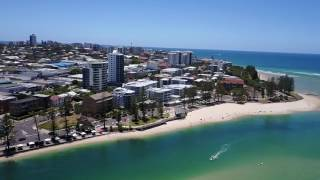 Caloundra Beaches By Air