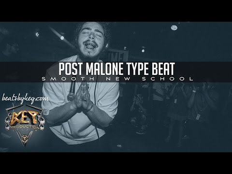 *NEW* - Post Malone Type Beat | Free Hip Hop Instrumental Download! | Beats By Key