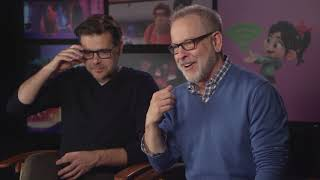 Phil Johnston & Rich Moore Interview: Ralph Breaks The Internet Blu-ray Release