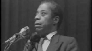 Excerpt of speech from my film James Baldwin Anthology
