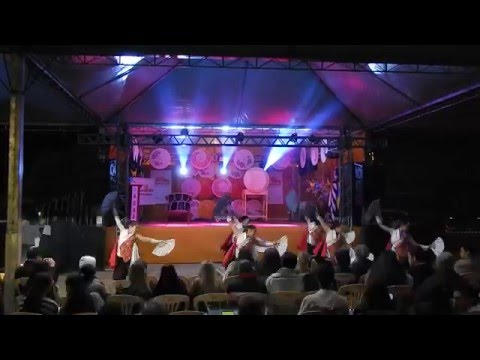 Sakitama - Nikkei Fest 2016 (Grupo Sansey)