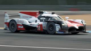 2018 Le Mans Test - Morning Session