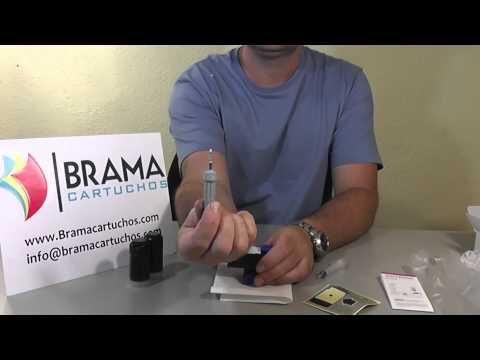 How to refill Canon Pg510 Pg512 Pg-512 Pg-510 Pg810 Pg-810 Pg-210 Pg210 Pg540 Pg640 Pg240