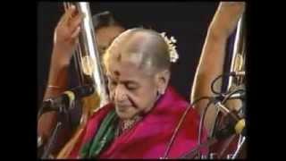 Thyagaraja Kriti - Bantu Reeti by M. S. Subbulakshmi