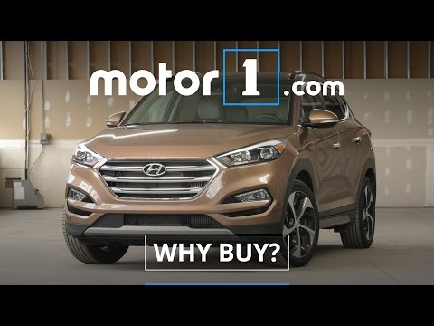 Why Buy? | 2017 Hyundai Tucson Limited Review