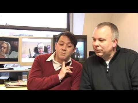 Reece Shearsmith and Steve Pemberton on the characters of