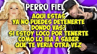 download lagu Shakira Ft Nicky Jam -  Perro Fiel Letra gratis