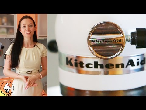 Обзор планетарного Миксера Kitchen Aid ARTISAN