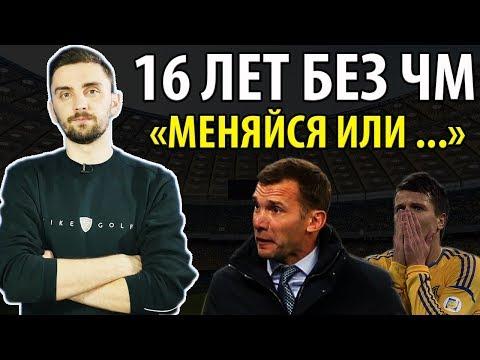 Украина снова без Чемпионата мира...