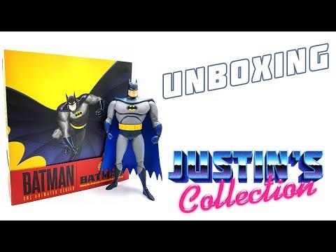 Mondo 1/6 Scale Batman The Animated Series Deluxe Unboxing