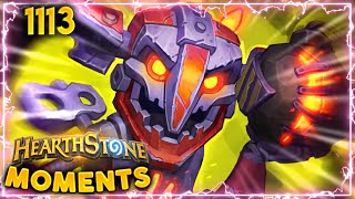 That Is One BEEFY Turn | Hearthstone Daily Moments Ep.1113