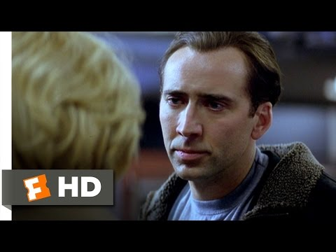 The Family Man (12/12) Movie CLIP - Jack Catches Kate At The Airport (2000) HD
