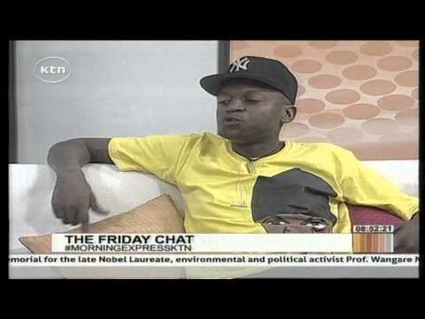Morning Express Friday Chat With Abbas Kubaff video