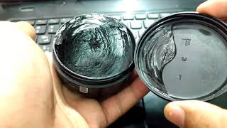 Best hair holding wax ! BEARDO Hair wax strong hold ! SELECTED UNBOXING