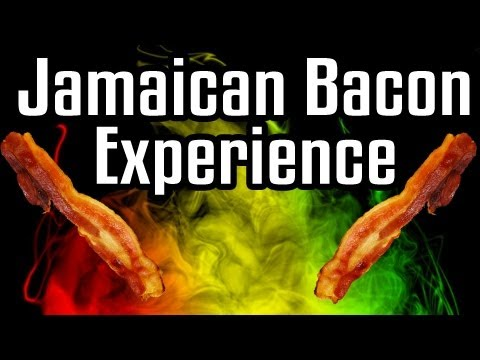 Jamaican Bacon Experience - Epic Meal Time