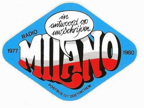 Radio piraat Milano fragment 1978-1979