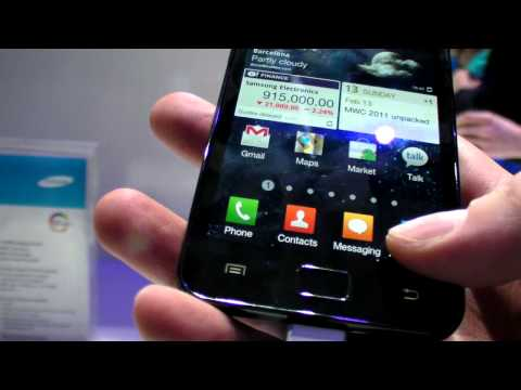 Thumb Review: Samsung Galaxy S2