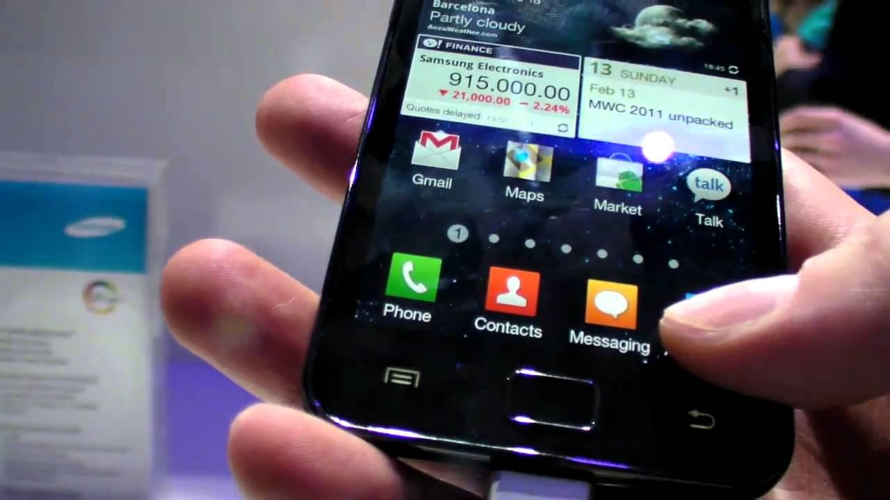 Review del Samsung Galaxy S2