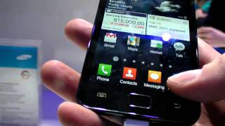 Review del Samsung Galaxy S2
