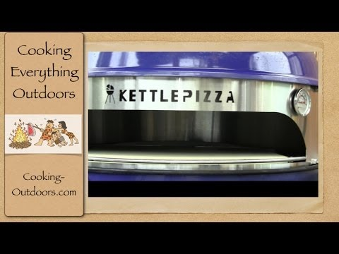 KettlePizza Basic Pizza oven Conversion Kit | Grilling Product Review | Cooking Outdoors
