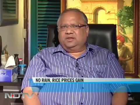 Weak monsoon to push rice prices up